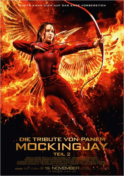 mockingjay auf deutsch